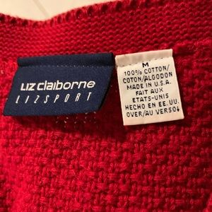 Liz Claiborne Sweaters - Liz Claiborne Button Up Cardigan
